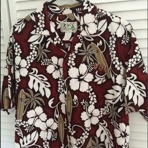 Other - Hawaiian FSU men's shirt